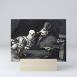 Imelda Gullifer's Coming Out Mini Art Print