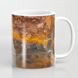 Rust Texture 2 Coffee Mug