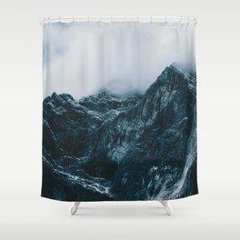 Cloud Mountain - Landscape Photography Duschvorhang