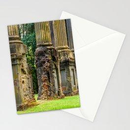 Windsor Ruins Columns Stationery Cards