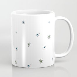 Franciscan Starburst, blue Coffee Mug