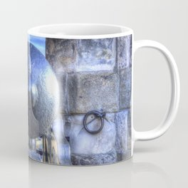 Cannon Edinburgh Castle Coffee Mug