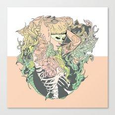 I N K : II Canvas Print