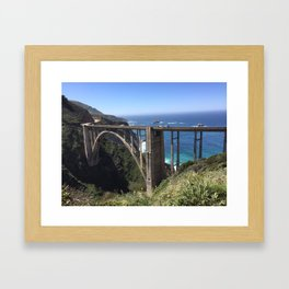 Bixby Framed Art Print
