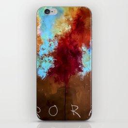 Auroras iPhone Skin