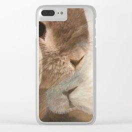 SomeBunny Loves you! Clear iPhone Case
