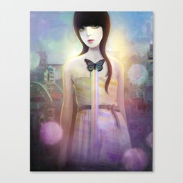 Sweet Secrets Canvas Print