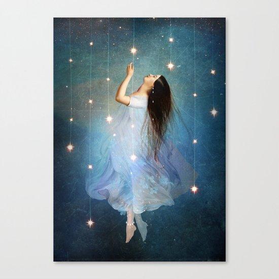 Starsailor Canvas Print
