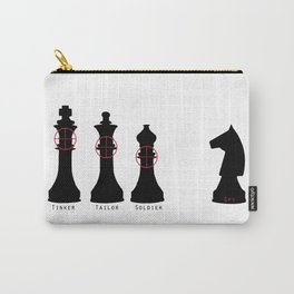 tinker tailor soldier spy Carry-All Pouch