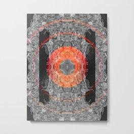 Forbidden Knowledge Metal Print