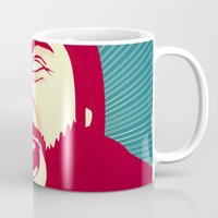 scream Mugs featuring Scream by FalcaoLucas