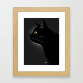 Doubt Framed Art Print