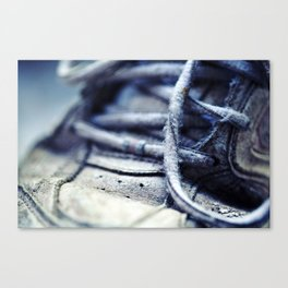 old sole Canvas Print