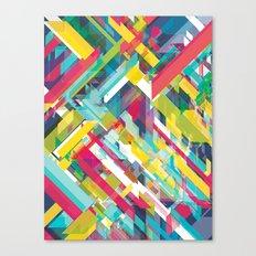 Overstrung Canvas Print