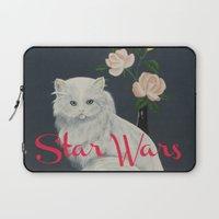 starwars Laptop Sleeves featuring Wilco - StarWars by NICEALB