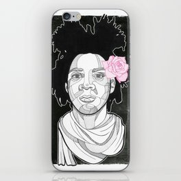 Basquiat iPhone Skin