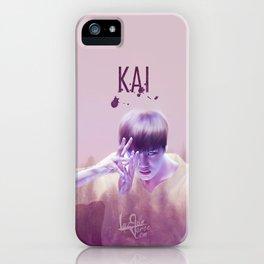 Kai - Dance Machine iPhone Case