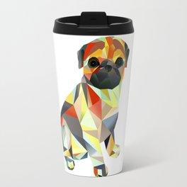 Molly Mops Pug Travel Mug