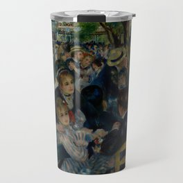 Auguste Renoir - Dance at Le Moulin de la Galette Travel Mug