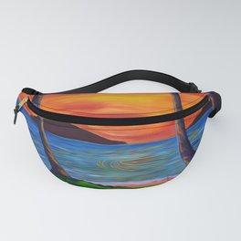 Majestic Maui Moment Fanny Pack