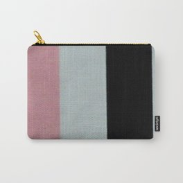 Neopolitan stripes Carry-All Pouch