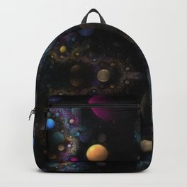 Orbitizing Backpack