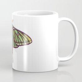 Spanish Moon Moth (Graellsia isabellae) Coffee Mug