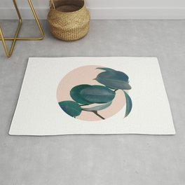 Home plant Rug
