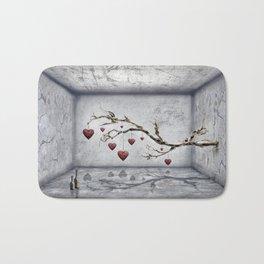 Der alte Liebesbaum  Bath Mat