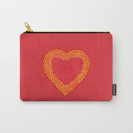 Hearts and Sparks Carry-All Pouch