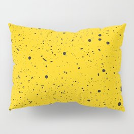 Speckled Yellow Pillow Sham