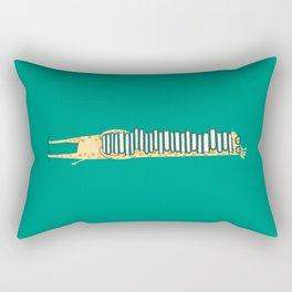 A book lover Rectangular Pillow