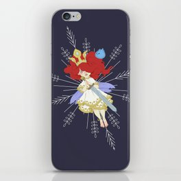 Speltöser - Aurora - Child of Light iPhone Skin