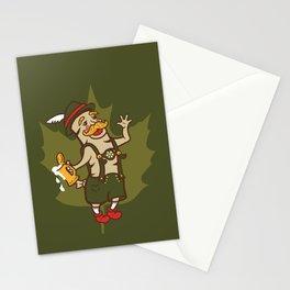 Bratoberfest Stationery Cards
