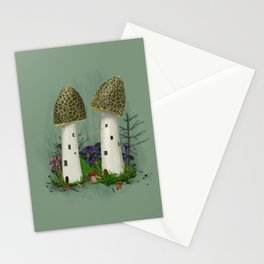 mush-rooms Stationery Cards