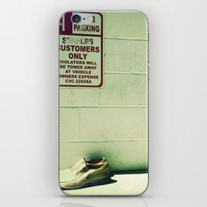 1 Hour Parking iPhone & iPod Skin