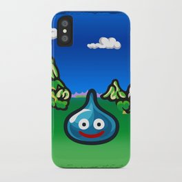 A Slime Draws Near! iPhone Case
