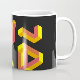 Rainbow bacon Coffee Mug