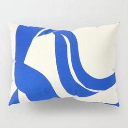 Blue Nude Dancing - Henri Matisse Pillow Sham