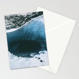 Ice Cave Stationery Cards