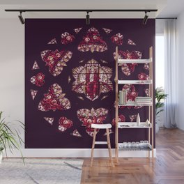 Stained Glass Art - Photography Wall Mural