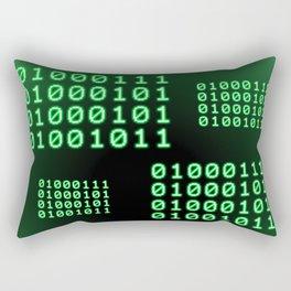 Binary code for GEEK Rectangular Pillow