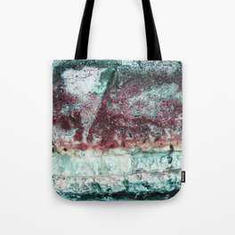 Beach Vibe in Pink Tote Bag