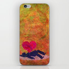 Deadly Love iPhone Skin