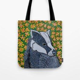 Badger Badger Badger Tote Bag
