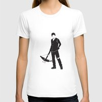 daryl T-shirts featuring Daryl by the minimalist