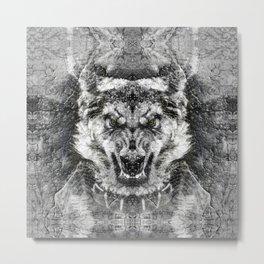 Dog I Metal Print