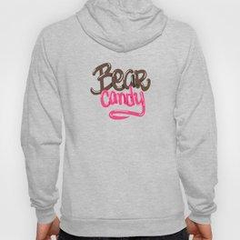 Logo Bear Candy Hoody