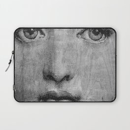 Vintage Face Laptop Sleeve
