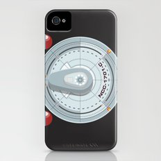 Enterprise - Star Trek iPhone (4, 4s) Slim Case